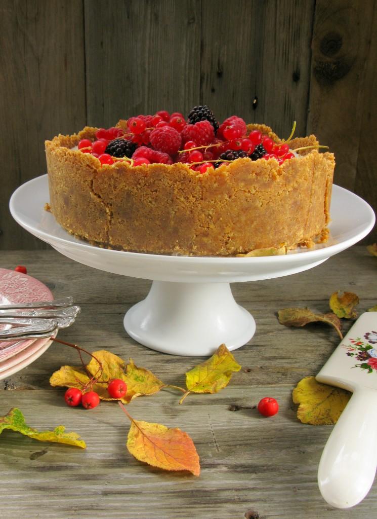 Surio pyragas, kurio nereikia kepti