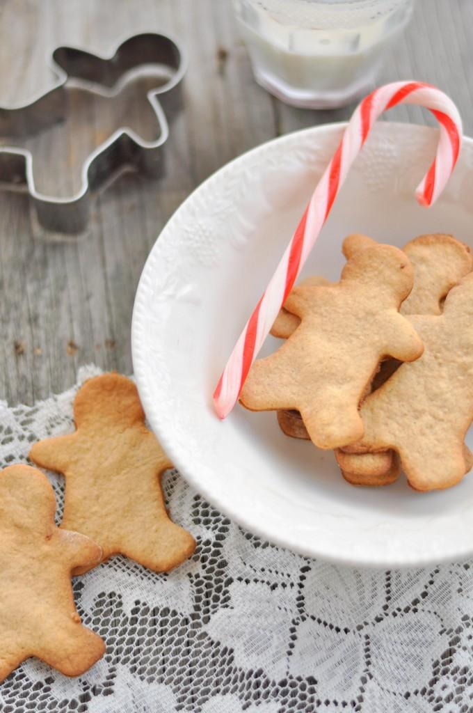 Gingerbread cookies. Imbieriniai zmoguciai