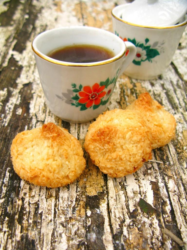 Kokosiniai sausaineliai