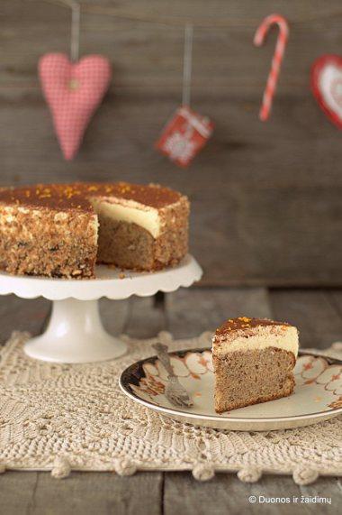 Meduolinis tortas