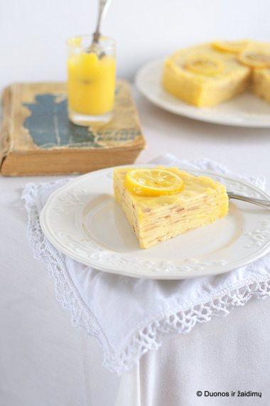 Lietiniu tortas