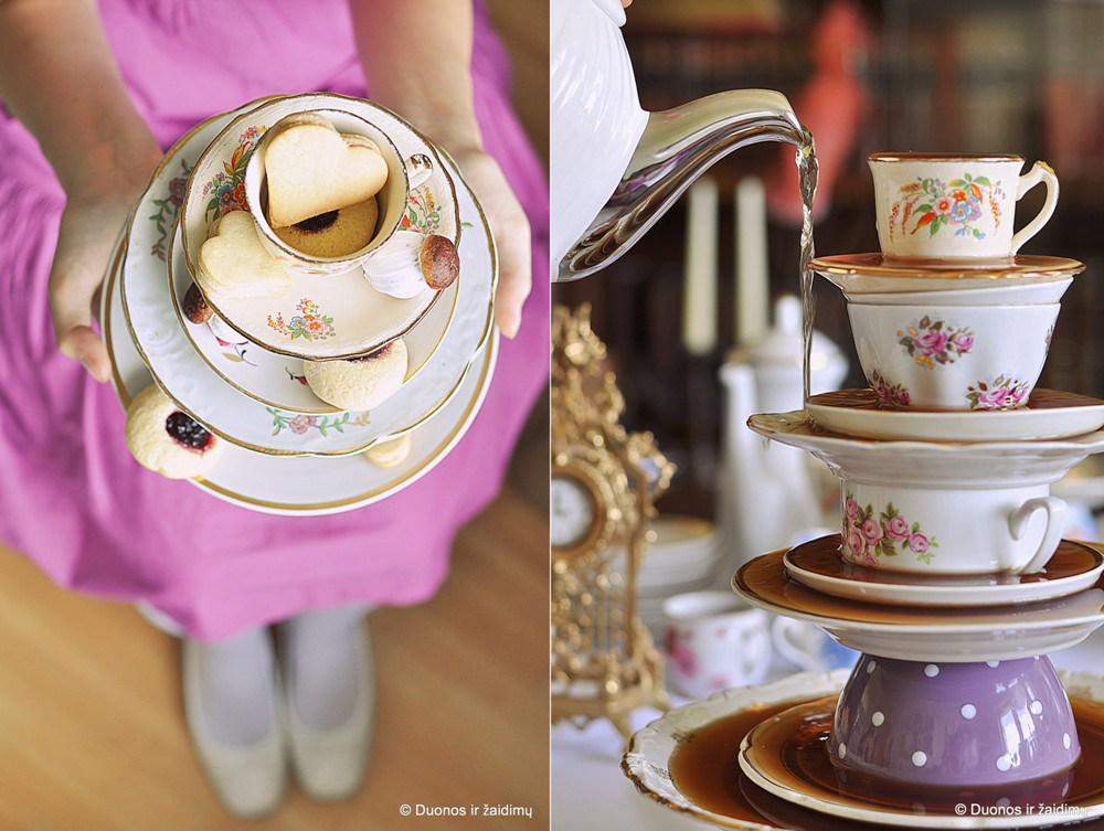 Alisos arbatėlė