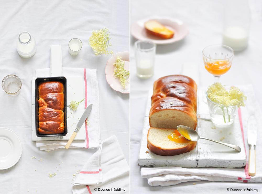 Seivamedzio ziedu duona